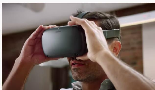 最新VR機械